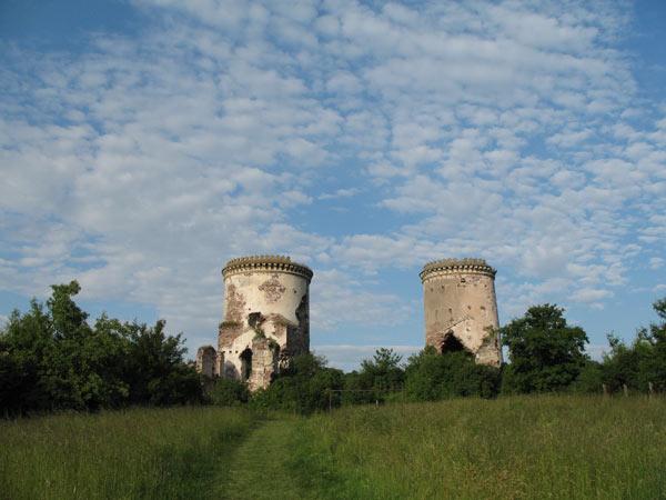 Червоноградські башти