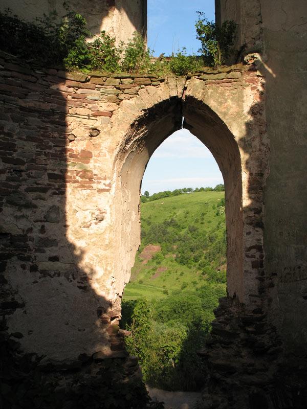 Вид з башти