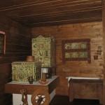 Експозиція гуцульської хати