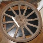 Автомобільне колесо поч. 20 ст.