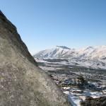 Вид з Вухатого Каменя на Піп Іван