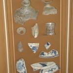 Останки древньої посуди