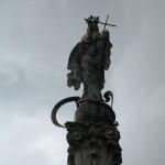 Статуя Богородиці