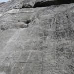 Сучасні петрогліфи
