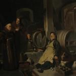 В монастирській пивниці (Едуард Грютцнер)