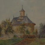 Церква в Захарештах(Гуто фон Реццорі)