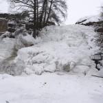 Джуринський водоспад - 1 ярус