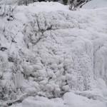 Джуринський водоспад - низ