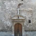 Вхід до костелу