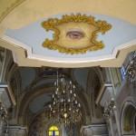 Всередині монастиря - масонський знак