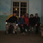 У Лазещині з нашими знайомими з Литви