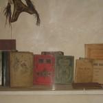 Книги з бібліотеки Ольги Кобилянської