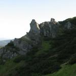 Скелі на Смотричі