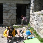 Польова кухня на Попі Івані