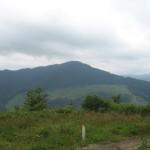 Вид з перевалу Шурдин