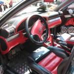 Тюнінгована Audi