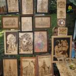 Дерев'яні картини