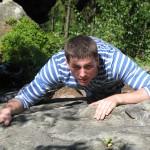 Альпініст Вова :)