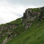 Такі скелі в Мармаросах