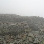 Залишки укріплень під г.Лопушна