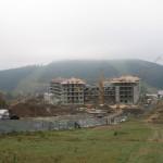 Будівництво на Буковелі