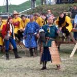 Одяг монгольського воїна