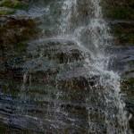 Середина водоспаду