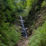 Лужківський водоспад