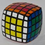 Кубик Рубика 5х5 (кольори чергуються)