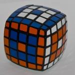 Кубик Рубика 5х5 (кольори чергуються попарно фас)