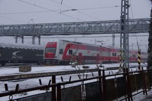 Прикордонний поїзд