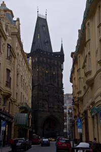 Знову Порохова вежа
