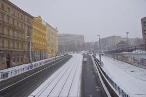 Ось така погода була в Празі