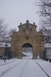Вхід у Вишеград