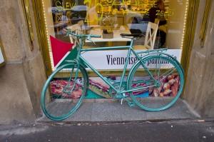 Пам'ятник велосипеду