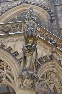 Фрагмент собору св. Петра і Павла