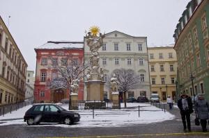 Центральна площа Брно