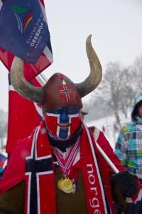 Колоритний норвежець