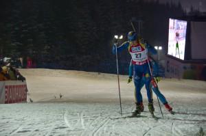 Бронзовий призер Фредерік Ліндстрьом
