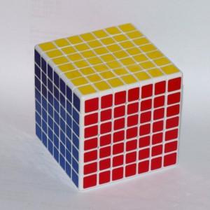 Кубик Рубика 7х7 (стандартний варіант)