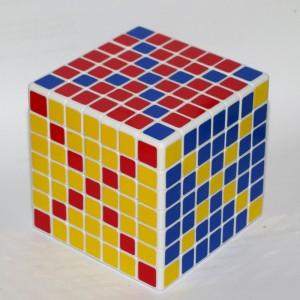 Кубик Рубика 7х7 (діагональний варіант)