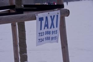 Taxi (а 2 дні тому ми його довго шукали)