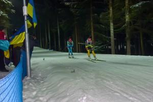 Третій етап (Лаура Далмаєр і Валя Семеренко)