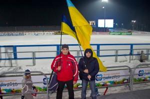 Олег і я