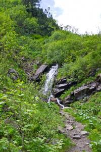 Дзембронський водоспад