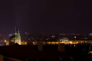 Нічна Прага