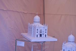 Паперовий макет синагоги
