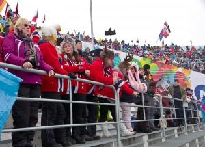 Норвезькі вболівальники