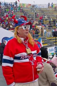 Норвезький вболівальник
