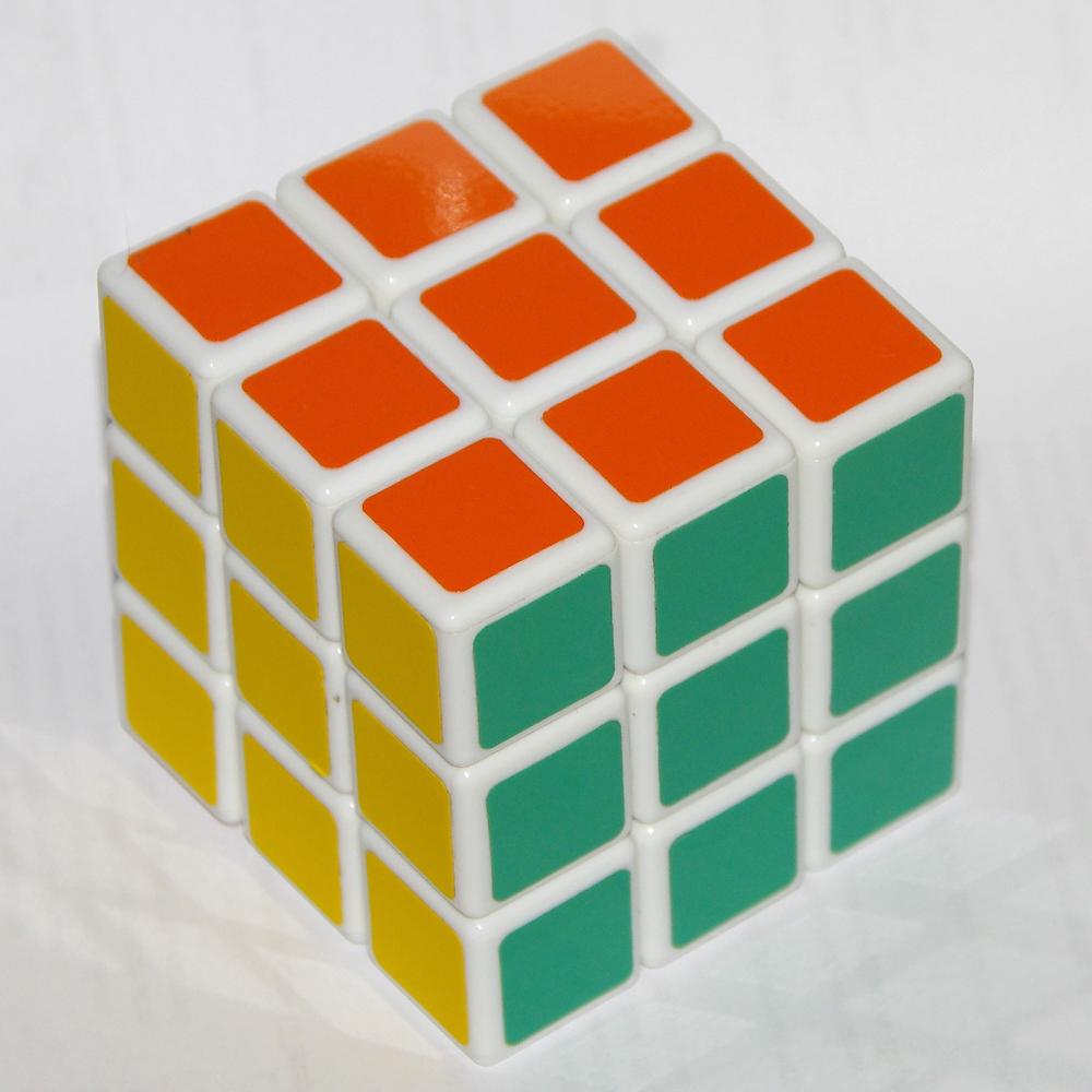 расположение цветов на кубике рубика картинки после